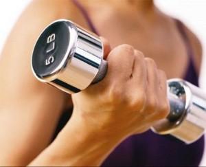 styrketrening vekter